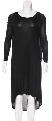 Brochu Walker Silk-Blend Knit Dress