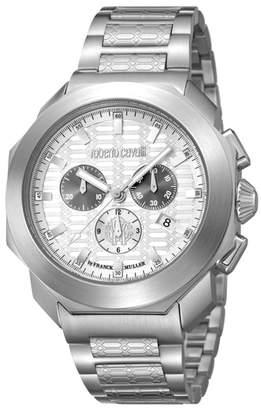 Roberto Cavalli BY FRANCK MULLER Sport Classic Chronograph Bracelet Watch
