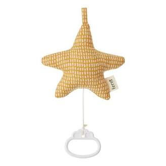 ferm LIVING Kids Mobile Musical Cotton Star