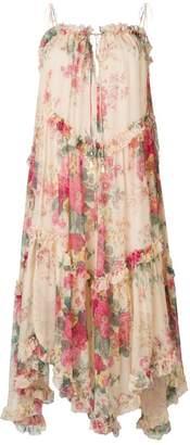 Zimmermann floral midi dress