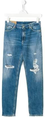 Dondup Kids distressed jeans