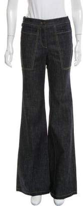Derek Lam Mid-Rise Flared Jeans w/ Tags