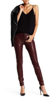 Blank NYC BLANKNYC Denim Vegan Leather Skinny Pant