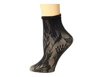 Wolford Wildflower Net Socks