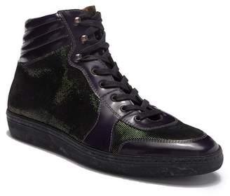 Mezlan Bordeau High Top Sneaker