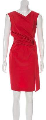 Diane von Furstenberg Sleeveless Knee-Length Dress