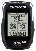 Fahrradcomputer ́ ́ROX GPS 7.0 ́ ́, GPS-Navigation, Kilometerzähler, Tachometer