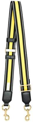 Marc Jacobs double striped thin bag strap
