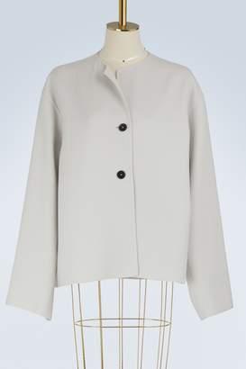 Jil Sander Escher cashmere jacket
