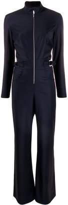 Carolina Ritzler zip front jumpsuit
