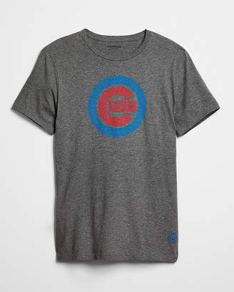 Express Chicago Cubs Graphic Tee
