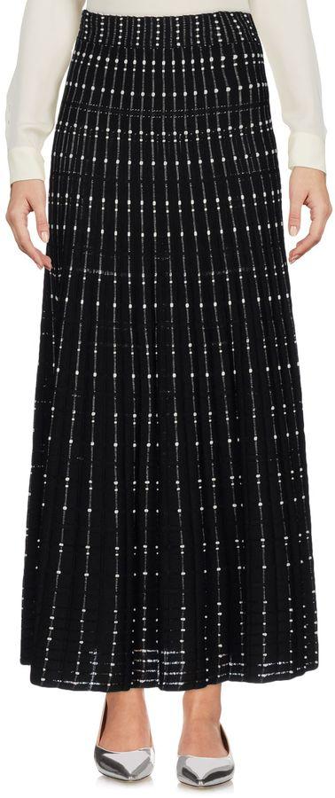 Alexander McQueenALEXANDER MCQUEEN Long skirts