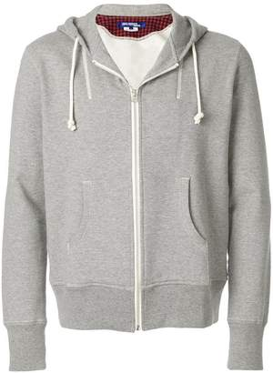 Junya Watanabe Man zipped hoodie