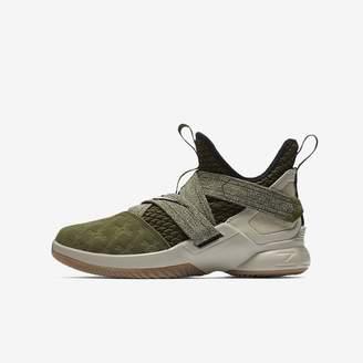 Nike LeBron Soldier XII Big Kids' Basketball Shoe