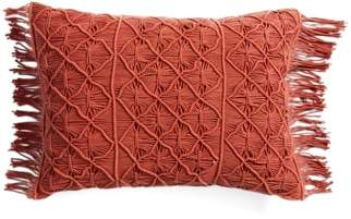 Nordstrom Macrame Accent Pillow