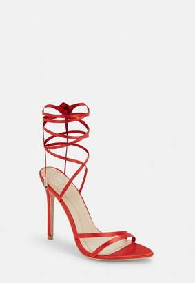 402ced38419 Missguided Heeled Women s Sandals - ShopStyle