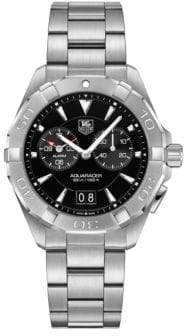 Tag Heuer Aquaracer Stainless Steel Chronograph Watch