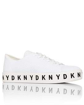 DKNY Banson Lace Up Platform Sneaker