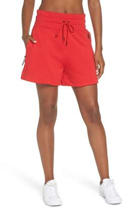 Nike Collection Women's Fleece Shorts