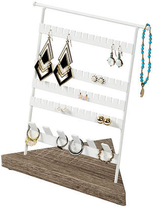 Honey-Can-Do Jewelry Stand for Earrings and Rings