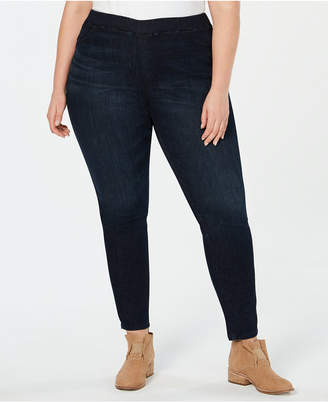 67e0a4f62a30b ... Eileen Fisher Plus Size Skinny Jeggings
