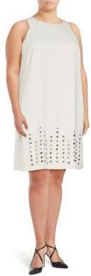 Rachel Roy Sleeveless Embellished Dress
