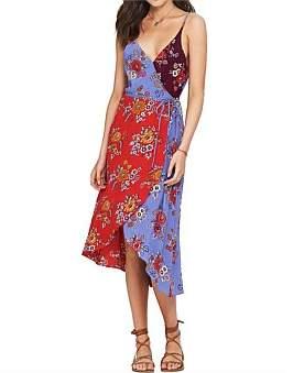 Tigerlily Stevie Patchwork Dress