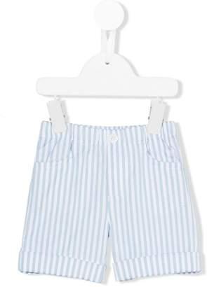 Il Gufo striped chino trousers
