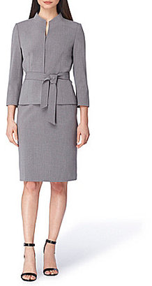 Tahari ASL Bi-Stretch Belted Skirt Suit $129.99 thestylecure.com