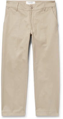 Noon Goons Cotton-twill Trousers - Beige