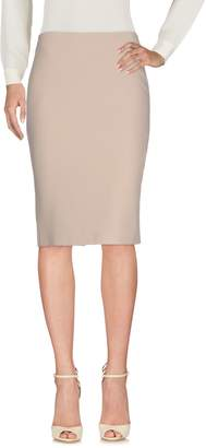 List Knee length skirts