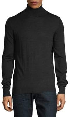 Bruun and Stengade Wool-Blend Turtleneck Sweater
