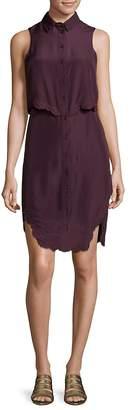 Parker Women's Overlay Shirtdress
