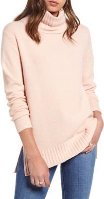 BP Longline Turtleneck Sweater