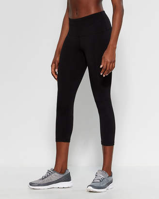 90 Degree By Reflex High-Waisted Power Flex Capri Leggings
