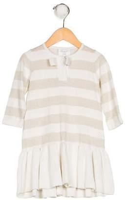 Bonnie Baby Girl's Striped Dress
