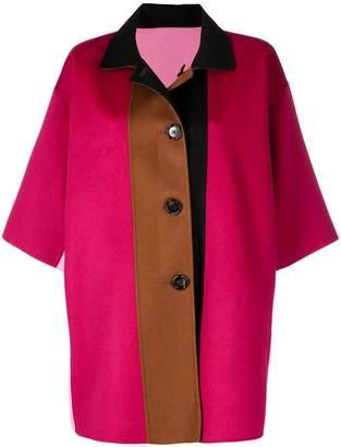 Marni reversible wool coat