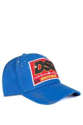 DSQUARED2 DsquaredBrothersBaseballCapBlue