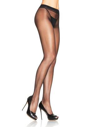 Leg Avenue Womens Spandex Sheer Support Pantyhose