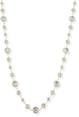 Ippolita 18K Lollipop®; Lollitini Long Necklace in Mother-of-Pearl Doublet & Mother-of-Pearl, 36""