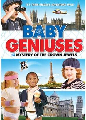 ANCHOR BAY Baby Geniuses and the Mystery of the Crown Jewels (DVD)