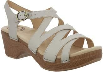 Dansko Leather Multi-Strap Sandals - Stevie