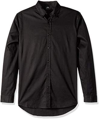 Rusty Men's Cessnock Long Sleeve Shirt