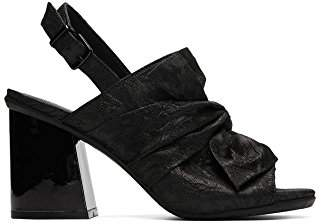 Kenneth Cole Reaction Women's Reach Beyond Peep Toe Dress Sandal with Twisted Bow Detail