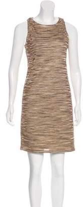 MICHAEL Michael Kors Sleeveless Metallic Dress w/ Tags