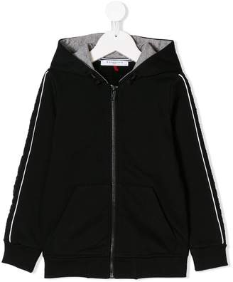 Givenchy Kids hooded jacket