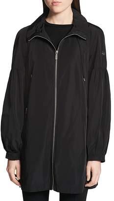 Calvin Klein Puffed Sleeve Jacket