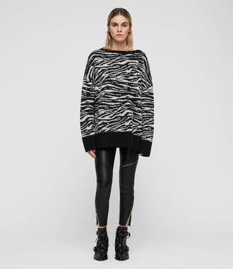 AllSaints Tiger Sweater