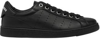 DSQUARED2 Santa Monica Leather Sneakers