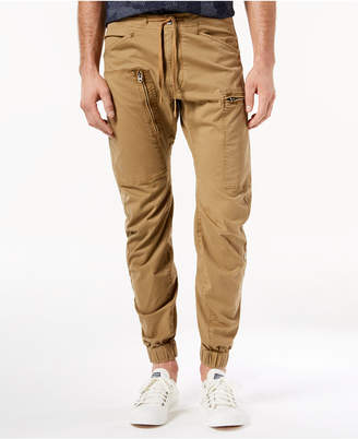 G Star G-Star Men's Powel Qane 3D Tapered Pants, Created for Macy's